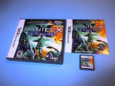 Daniel X: The Ultimate Power Nintendo DS Lite DSi XL 3DS 2DS w/Case & Manual