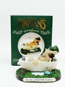 DECLAN'S FINNIANS #84001 IRISH BATHTIME TUNES HAND PAINTED FIGURINE - BOXED
