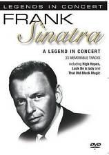 Frank Sinatra: Legends in Concert  DVD NEW