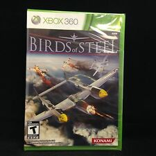 Birds of Steel (Microsoft Xbox 360) BRAND NEW / US Version