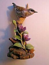 "Ceramic ""Tennessee Warbler"" - Andrea By Sadek - Made In Japan"