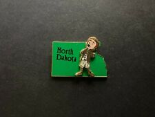 State Character Pins North Dakota James Disney Pin 14951