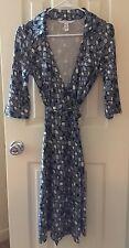 Vintage Diane Von Furstenburg Wrap Dress - Size 8 (fits Size 4)