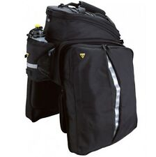 Topeak MTX STRAP DXP EXPANDABLE TRUNK BAG WITH PANNIERS 36x25x21.5-29cm, 22.6L
