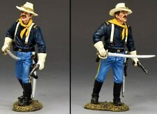 KING & COUNTRY JOHN FORD'S CAVALRY KX019 U.S. CAVALRY CAPTAIN YORKE MIB