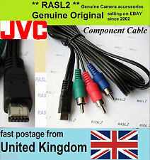 Genuine Original JVC component cable GZ-HD30 HD10 GZ-HD40 GZ-HD5 GZ-HD7 US