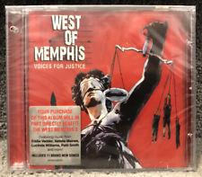 West of Memphis Voices for Justice Original Motion Picture Soundtrack New