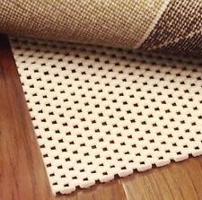New Non Slip Rug Gripper Anti Slip Underlay Mat Pad 120x180cm for All Hard Floor