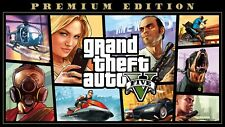 Grand Theft Auto V | GTA 5 PC | ONLINE | PREMIUM EDITION | FAST | Epic Games