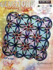 Judy Niemeyer GEMSTONE WEDDING STAR Foundation Paper Pieced Quilt Pattern