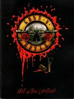 GUNS N' ROSES 2016 NOT IN THIS LIFETIME TOUR PROGRAM BOOK / SLASH / NMT 2 MINT
