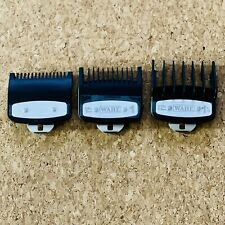 Wahl Premium Cutting Guide for Barbers Sizes .5, 1, & 1.5