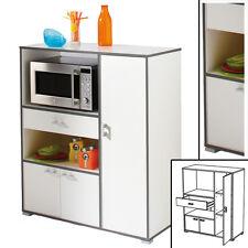 Küchenschrank 955 Schrank Küchenregal Küchenmöbel Mikrowelle Buffetschrank Küche