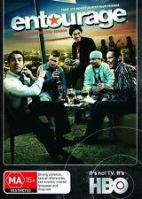 ENTOURAGE - COMPLETE SECOND SEASON  DVD   R4   LIKE NEW