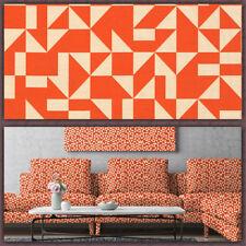 Sunbrella Upholstery Fabric Outdoor Regatta Parasol Orange 466189–002