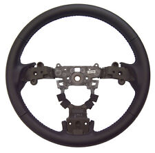 2009-2010 Mazda 6 Black Leather 3 Spoke Steering Wheel New OEM GS3P32982A