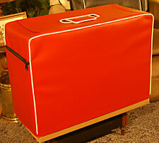 Leather Grain Vinyl Amp Cover fits VOX AC15 Combo. Full Trim. Choice of Colors