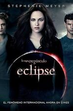 Eclipse En Espanol Con portada de la pelicula / Eclipse Movie Tie-In Crep