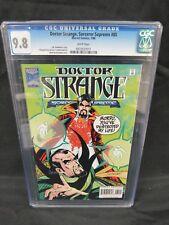 Doctor Strange, Sorcerer Supreme #85 (1996) J.M. DeMatteis Story CGC 9.8 C879