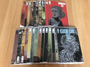 Gideon Falls #1-27, complete series, Jeff Lemire, Image Comics, like new!