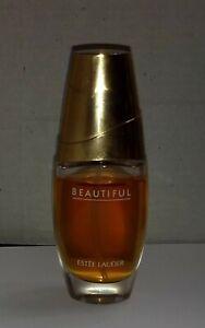 Estee Lauder Beautiful Eau de Toilette Spray 1.7 fl oz 50 ml +/- 90% Full