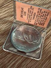 Vintage Cook Îles 1 Dollar 1972, Tangaroa God De Creation, de Collection Monnaie