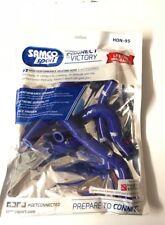 SAMCO Sport Liquide de Refroidissement Silicone Bleu Kit Durite Honda Crf 450 R