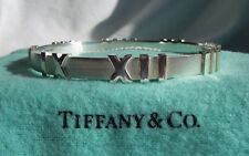 """TIFFANY & CO. """"ATLAS"""" COLLECTION BANGLE!!!  7.5 INCHES!!!"""