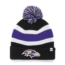 Bridgestone Golf Baltimore Ravens NFL Football Beanie Cap Stocking Ski Hat NEW!