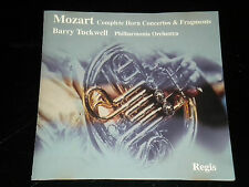 Barry Tuckwell - Mozart - Corne Concertos 1-4 & Fragments - Album CD