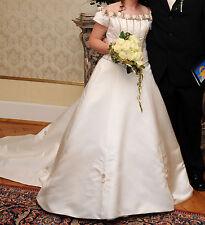 Hochzeitskleid / Brautkleid Sincerity Bridal Kollektion US Größe 12 D ca 40