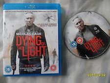BLU-RAY - DYING OF THE LIGHT - NICOLAS CAGE