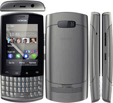 Nokia Asha 303 3G touch screen Cellphone QWERTY   WIFI Unlocked free shipping