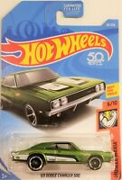 Hot Wheels - 2018 Muscle Mania 6/10 '69 Dodge Charger 500 92/365 (BBFJX78)