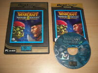 WARCRAFT II Battle.net Edition Pc BS inc WAR CRAFT 2 BEYOND DARK PORTAL Add-On