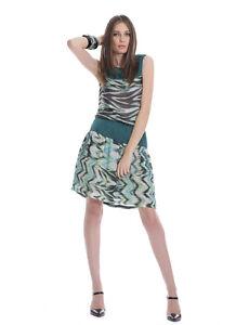 Regina Sleeveless Top in Turquoise