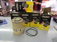 Lot 5 Hastings Filter P-354 Engine Oil Filter CH334PL L@@K FREE Shipping!!