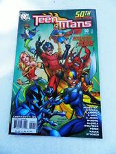 Teen Titans  50. Giant Size - DC . 2007 -  VF / NM