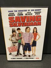 Saving Silverman (Dvd, 2001, Special R-Rated Version) Like New