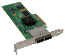 More details for lsi dual-port host bus adapter pci sas3801e l3-01123-04a 500605b 0-0084-6900