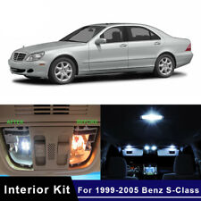 21x LED Car Lights Interior Package Kit For 1999-2005 Mercedes Benz S-Class W220
