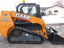 CASE TR270 TR320 TV380  Alpha Series Compact Track Loader Service Repair Manual