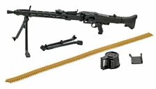 Tomytec 1/12 Little Armory (LA027) MG3 Type Plastic Model NEW from Japan
