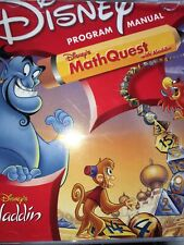 Disney Program Manual Reading Quest with Aladin Cd-Rom