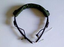 NUEVO CLANSMAN ligero Auriculares cuello, NSN 5965-99-631-0648