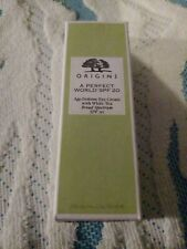 Origins A Perfect World SPF 20 Age-Defense Eye Cream with White Tea .5 fl. oz /