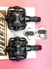 Ritchey Logic Comp MTB (SPD compatible) bicycle pedals - NOS