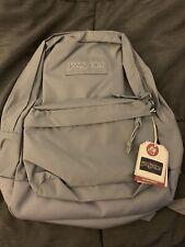 NEW JanSport Superbreak School Backpack Grey.