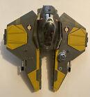 Hasbro Star Wars Transformers Anakin Skywalker Jedi Starfighter Crossover For Sale