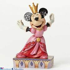 Jim Shore Disney 4048655 Minnie Queen for a Day 2015